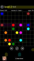 Flow Free - 9x9 level