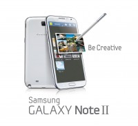 GALAXY Note II Product Image