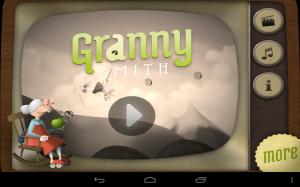 Granny Smith Start Screen