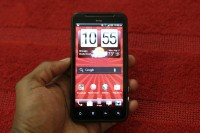 HTC EVO V Front View