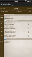 Live Score Addicts - Today's Matches