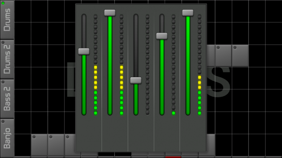 Loops! An audio sequencer app for making cool Music Loops on Android