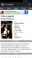 MyBookDroid - Book profile