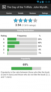MyBookDroid - Ratings