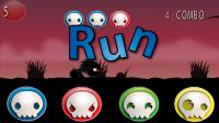 Nightmare Conquest - 2 x blue + 2 x red = run