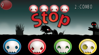 Nightmare Conquest - 4 x red = stop