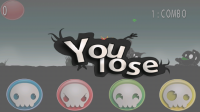 Nightmare Conquest - You lose