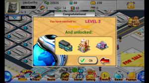 Railroad Kingdom - Advance to level 3