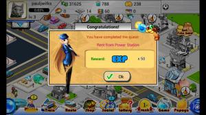 Railroad Kingdom - Quest complete