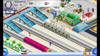 Railroad Kingdom - Train tracks
