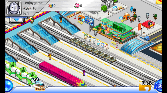 Railroad Kingdom – tycoon game where you invite friends to manage busy train company
