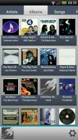 Rocket Music Player - Albums