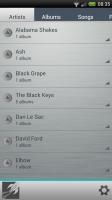 Rocket Music Player - Artists