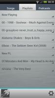 Rocket Music Player - Playlists