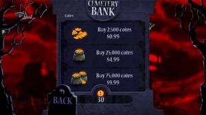 Shoot the Zombirds - Bank