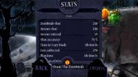 Shoot the Zombirds - Stats