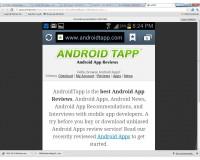 VMLite VNC Server Web App Browsing the Web