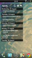 Wizz Widget - Agenda widget