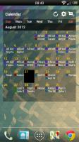 Wizz Widget - Calendar grid view