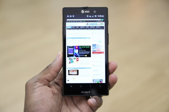 Xperia Ion Review – $100 4G LTE Android smartphone with 12 megapixel camera on AT&T