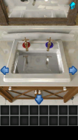 100 Rooms - Fill bowl with hot water, reveal number on mirror