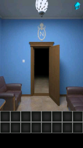 100 Rooms - Open door