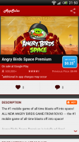 AppSales - Angry Birds Space on Sale