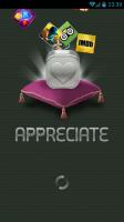 Appreciate - Splash page