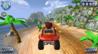 Beach Buggy Blitz - Jump