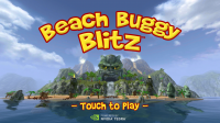 Beach Buggy Blitz - Main screen