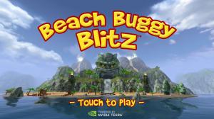 Beach Buggy Blitz - Main screen