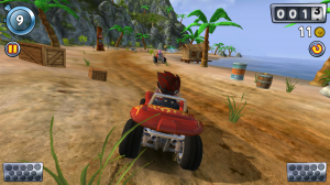 Beach Buggy Blitz - Racing 1