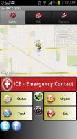BeeSafe ICE Emergency Contact Locator