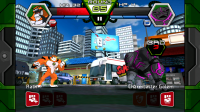 Ben 10 Xenodrome - Example battle sequence 3