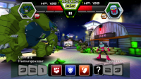 Ben 10 Xenodrome - Select which actions to use