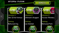 Ben 10 Xenodrome - Story mode missions