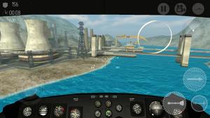 CHAOS - Cockpit view