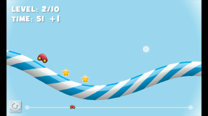 Candy Racer Gameplay 1