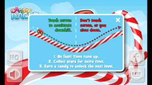 Candy Racer Tutorial How to Play