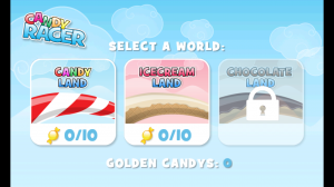 Candy Racer Worlds