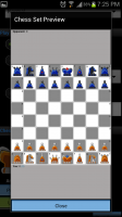 Chess Mates Armored Theme