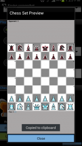 Chess Mates Bionic Suit Theme