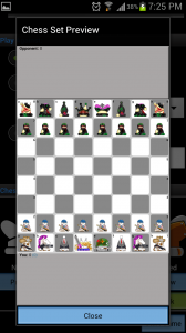 Chess Mates Zombie Invasion Theme