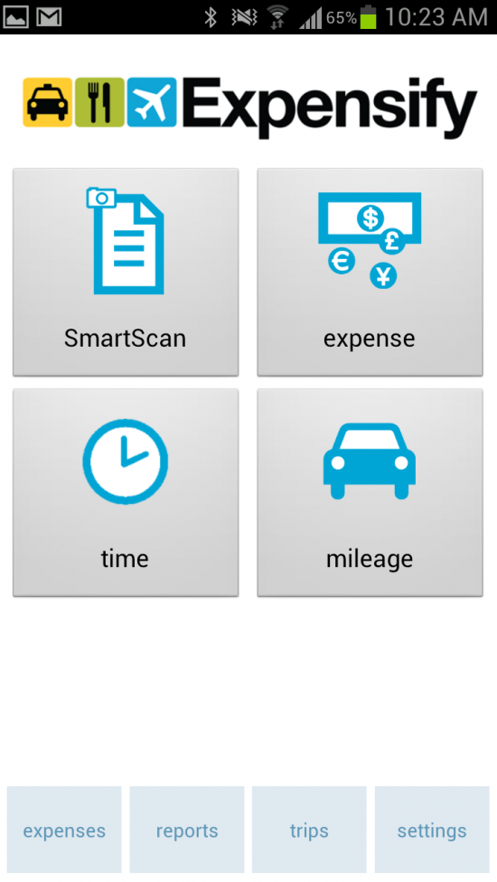 Expensify is one of the Best Expense Account Management apps out there!
