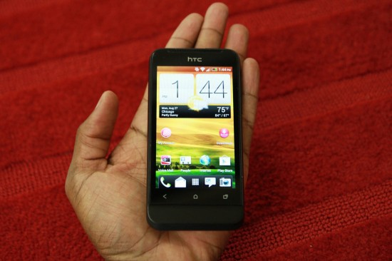 HTC One V Review, no contract Android smartphone for Virgin Mobile [GIVEAWAY]