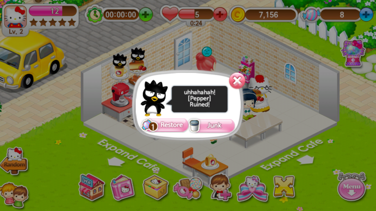 Hello Kitty Coffee Don 39 T Let Food Spoil Androidtapp