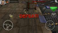 INDESTRUCTIBLE - Defeat
