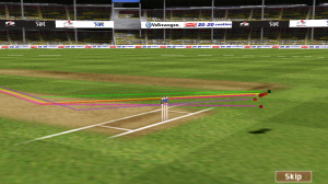 IPL Cricket Fever - 3D bowling visuals