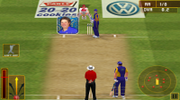IPL Cricket Fever - Change of batsmen