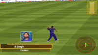 IPL Cricket Fever - Fielding